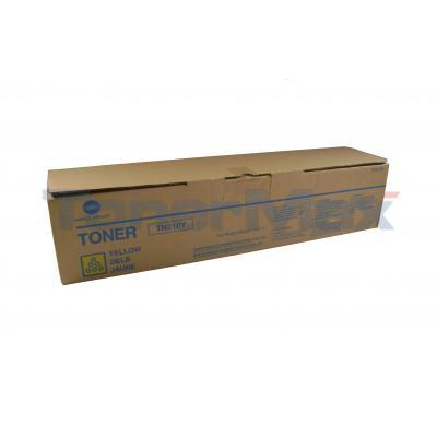 KONICA C250 250P TONER YELLOW